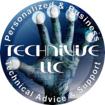 Technivise LLC Logo - Albuquerque, New Mexico - 505-506-6685